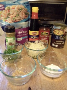 Low-Carb Lifestyle #Recipe: Coconut-Curry Shrimp | @LowCarbKaye