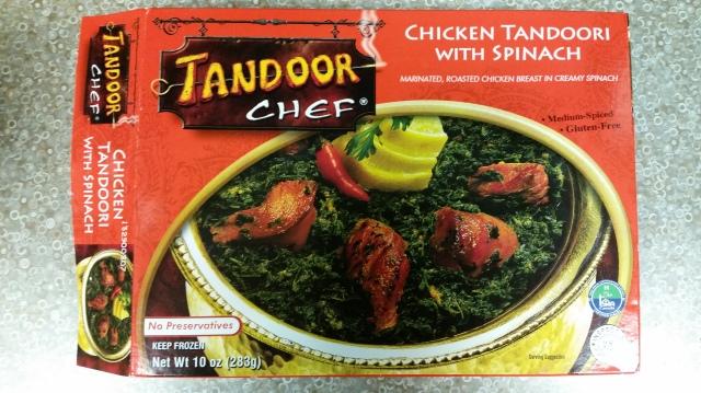 Tandoor Chef Chicken Tandoori with Spinach