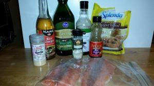 Asian-Marinated Salmon
