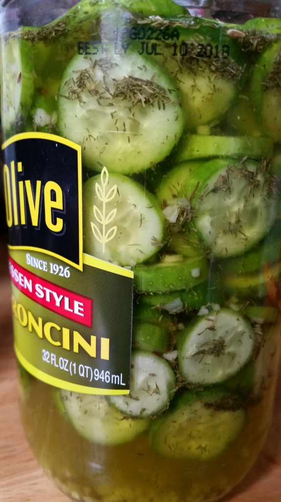 #LowCarbRecipe: What Can I Do with All That Leftover Pickle/Pepper Juice? | LowCarbKaye.com